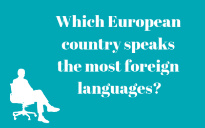 Which European country speaks the most foreign languages